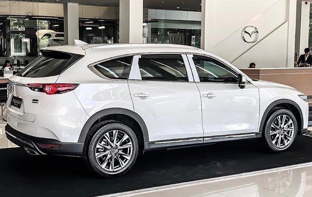 Cần bán xe Mazda CX-8 Premium AWD 2019, màu trắng1