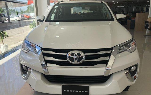 Toyota An Thành Fukushima - Hỗ trợ vay ngân hàng lãi suất thấp khi mua xe Toyota Fortuner đời 20190