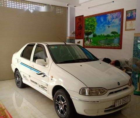 Bán xe 5 chỗ Fiat Siena 1.3 2003, xe màu trắng, máy êm, sử dụng kĩ, bảo trì thường xuyên5