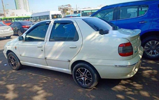 Bán xe 5 chỗ Fiat Siena 1.3 2003, xe màu trắng, máy êm, sử dụng kĩ, bảo trì thường xuyên1