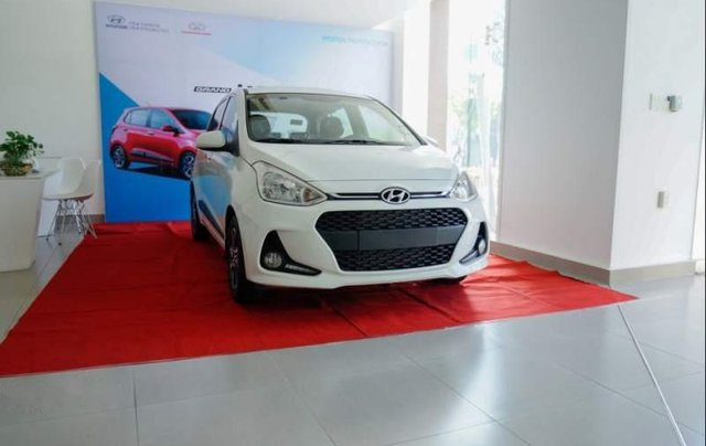 Bán Hyundai Grand i10 2019, động cơ Kappa 1.248 cc0