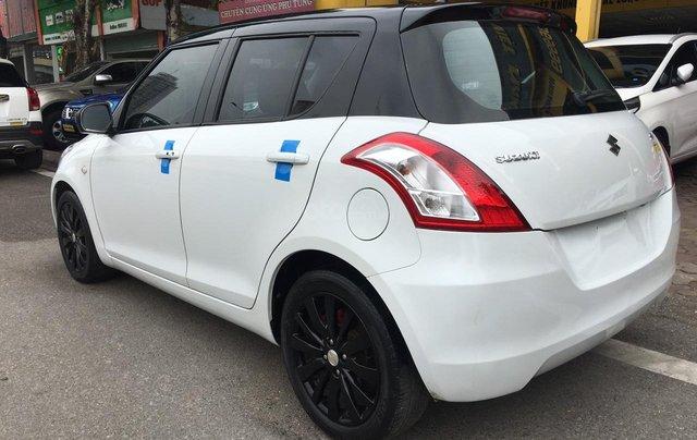 Cần bán xe Suzuki Swift 1.4AT sản xuất 2013, màu trắng, nhập khẩu6