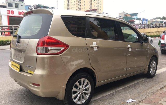 Bán Suzuki Ertiga 1.4AT sản xuất năm 2015, màu ghi vàng, xe nhập6