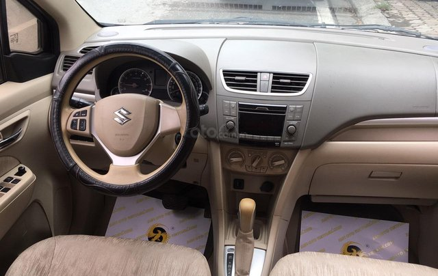 Bán Suzuki Ertiga 1.4AT sản xuất năm 2015, màu ghi vàng, xe nhập7