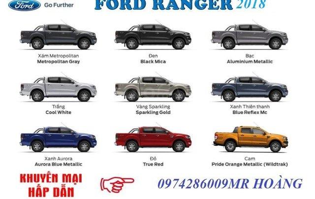 Cần bán Ford Ranger 2.2 XLS AT đời 2019, nhập khẩu nguyên chiếc, giá 646tr, tặng phụ kiện, LH 09742860095