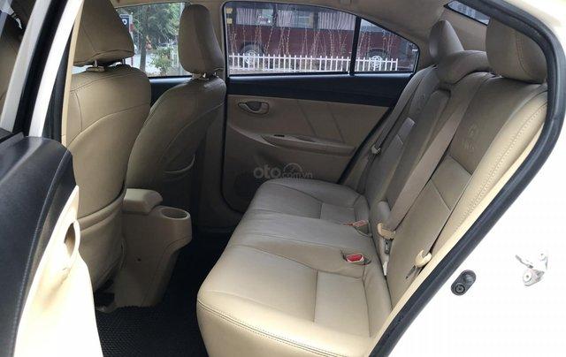 Cần bán Toyota Vios E 1.5 MT 2016, số sàn, màu trắng7