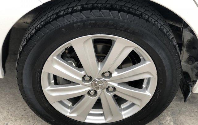 Cần bán Toyota Vios E 1.5 MT 2016, số sàn, màu trắng9