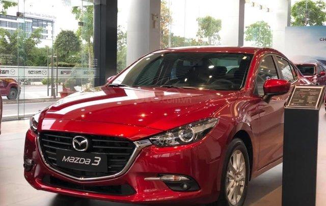 Mazda 3 2019, giảm tiền mặt, miễn phí bảo dưỡng0