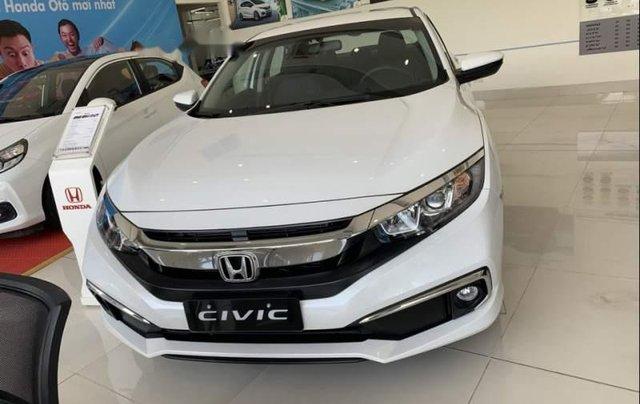 Bán ô tô Honda Civic đời 2019, màu trắng, nhập khẩu nguyên chiếc0