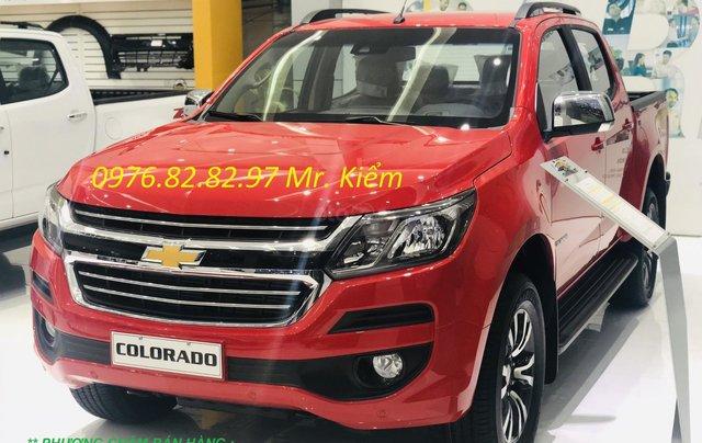 Bán nhanh chiếc xe  Chevrolet Colorado  2.5 số tự động - Giảm trực tiếp tiền mặt khi mua xe0