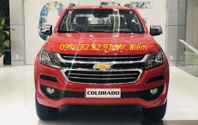 Bán nhanh chiếc xe  Chevrolet Colorado  2.5 số tự động - Giảm trực tiếp tiền mặt khi mua xe1