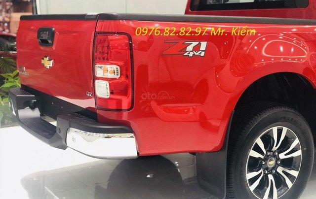 Bán nhanh chiếc xe  Chevrolet Colorado  2.5 số tự động - Giảm trực tiếp tiền mặt khi mua xe5