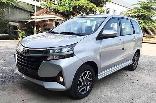 Toyota Tân Cảng bán Avanza 1.5AT phiên bản mới, đủ màu trả trước 150tr nhận xe. Hotline 09330006003