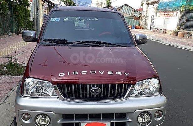Cần bán xe Daihatsu Terios 1.3 hai cầu điện, kiểu dáng đẹp, xe gia đình giữ kĩ nên còn rất đẹp0