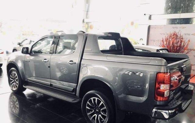 Cần bán xe Chevrolet Colorado LTZ sản xuất năm 2019, màu bạc, nhập khẩu2