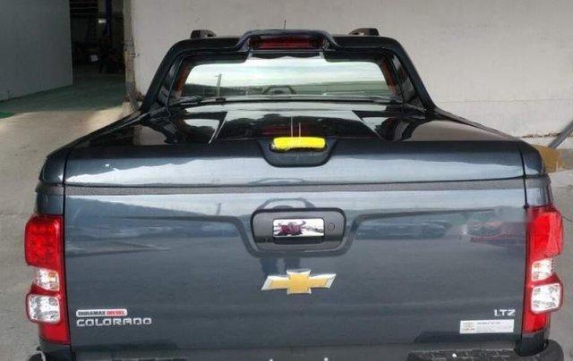 Cần bán xe Chevrolet Colorado LTZ sản xuất năm 2019, màu bạc, nhập khẩu4