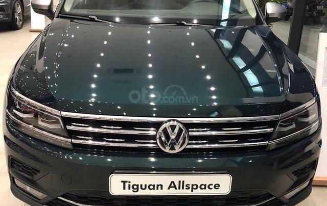 Bán ô tô Volkswagen Tiguan Allspace đời 2018, nhập khẩu nguyên chiếc0