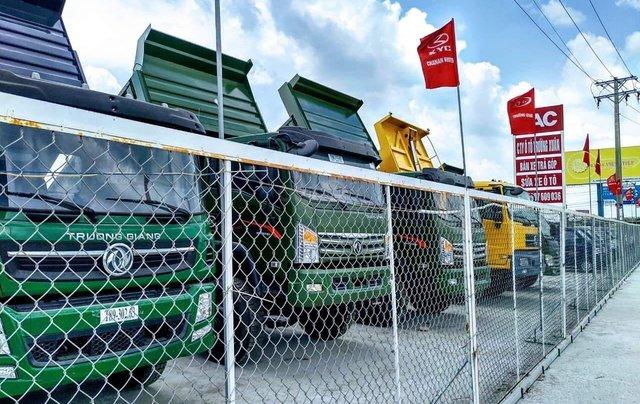 Bán xe tải FAW, 8.1 tấn1