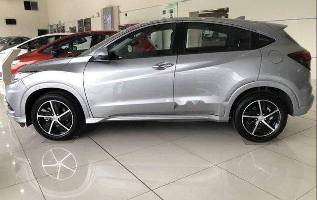 Bán Honda HR-V đời 2019, màu bạc, nhập khẩu nguyên chiếc, giá tốt1