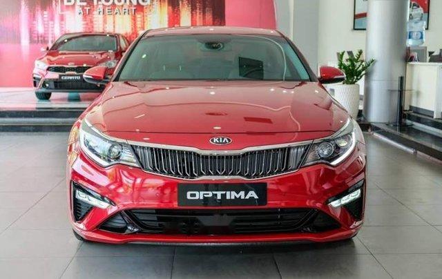 Cần bán Kia Optima Luxury 2.0AT sản xuất 2019, giá thấp, giao nhanh0