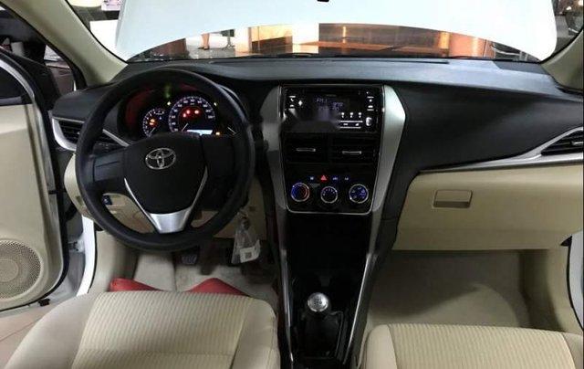 Bán Toyota Vios đời 2019, màu trắng, 490 triệu1