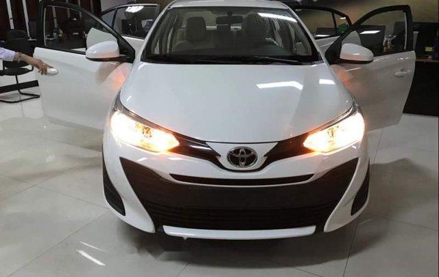 Bán Toyota Vios đời 2019, màu trắng, 490 triệu0