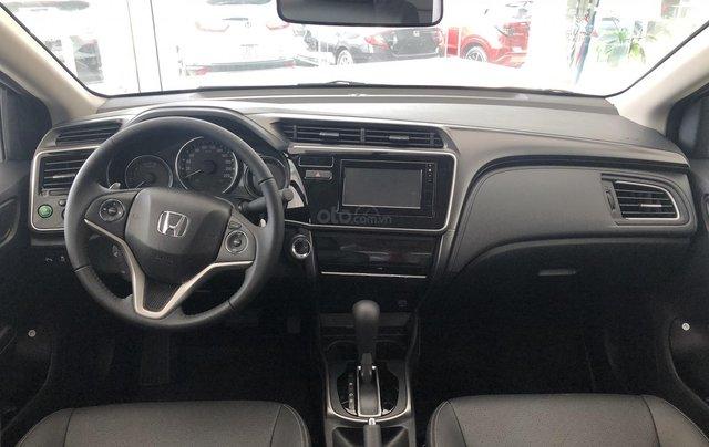Cần bán xe Honda City 2019 trả góp hấp dẫn, tặng tiền mặt lên tới 20tr (phụ kiện 40tr)3