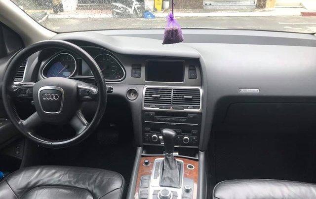 Bán xe Audi Q7 sản xuất 2006, nhập khẩu nguyên chiếc, giá tốt4