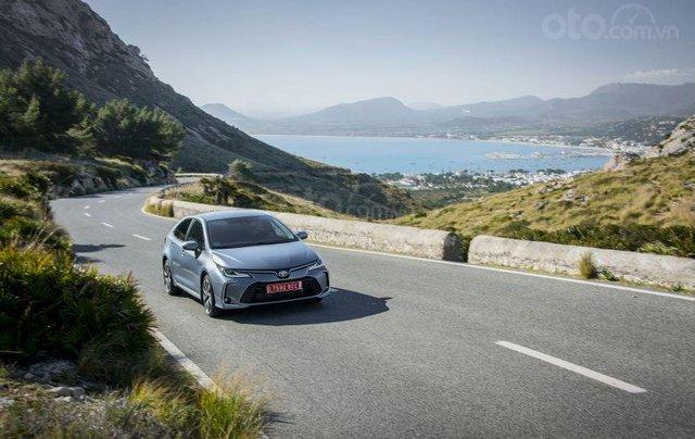 Toyota Corolla Altis 2020 sắp bán ở Việt Nam có gì đặc biệt?3