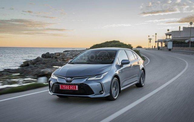 Toyota Corolla Altis 2020 sắp bán ở Việt Nam có gì đặc biệt?15
