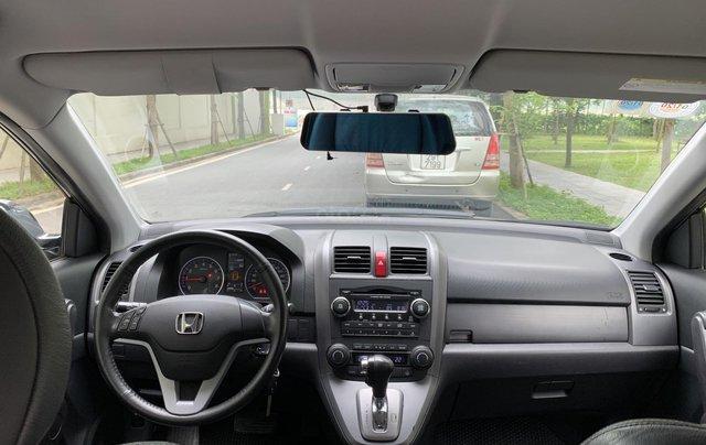 Bán Honda CR V 2.4 năm 2009, màu đen9