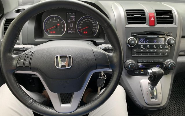 Bán Honda CR V 2.4 năm 2009, màu đen12