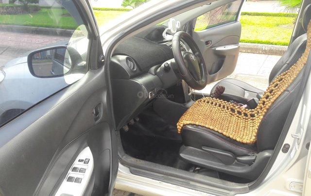 Cần bán Toyota Vios 1.5 MT đời 2010, màu bạc, mọi thứ đều ngon, chi tiết như hình6