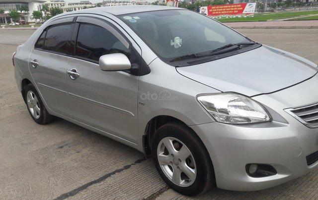 Cần bán Toyota Vios 1.5 MT đời 2010, màu bạc, mọi thứ đều ngon, chi tiết như hình9