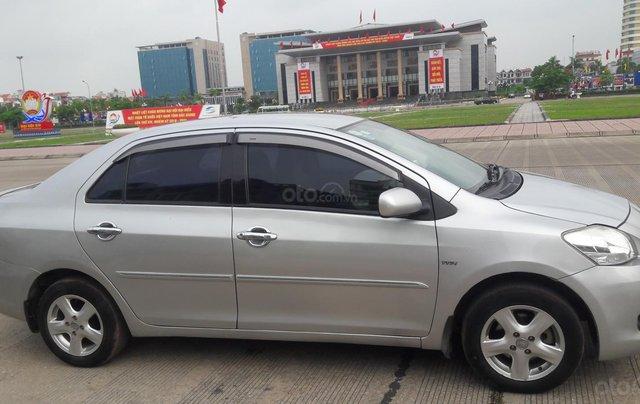 Cần bán Toyota Vios 1.5 MT đời 2010, màu bạc, mọi thứ đều ngon, chi tiết như hình0