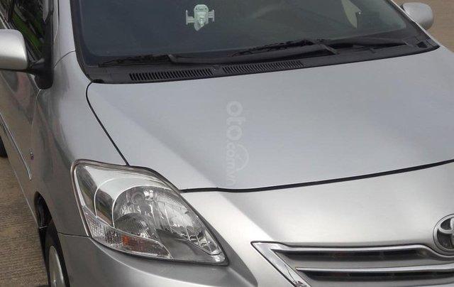 Cần bán Toyota Vios 1.5 MT đời 2010, màu bạc, mọi thứ đều ngon, chi tiết như hình3
