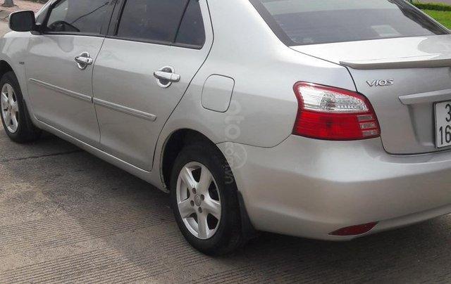 Cần bán Toyota Vios 1.5 MT đời 2010, màu bạc, mọi thứ đều ngon, chi tiết như hình4