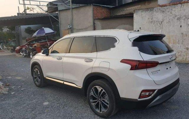 Bán Hyundai Santa Fe năm sản xuất 20195