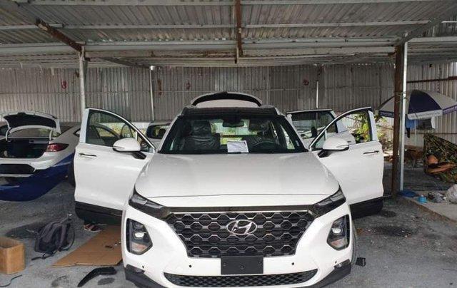 Bán Hyundai Santa Fe năm sản xuất 20190
