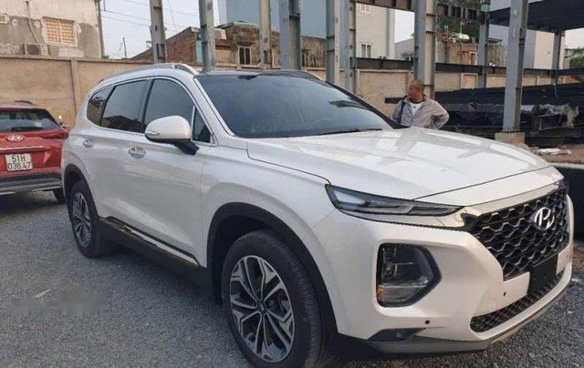 Bán Hyundai Santa Fe năm sản xuất 20194