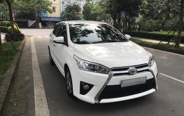 Bán xe Toyota Yaris 1.3G đời 2015, xe nhập3