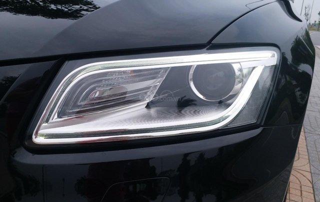 Bán Audi Q5 2.0 TFSI màu đen/ nâu, sản xuất cuối 2015 nhập Đức, đăng ký 2016 tên tư nhân2