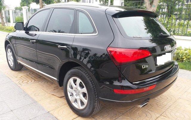 Bán Audi Q5 2.0 TFSI màu đen/ nâu, sản xuất cuối 2015 nhập Đức, đăng ký 2016 tên tư nhân5