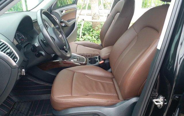 Bán Audi Q5 2.0 TFSI màu đen/ nâu, sản xuất cuối 2015 nhập Đức, đăng ký 2016 tên tư nhân14