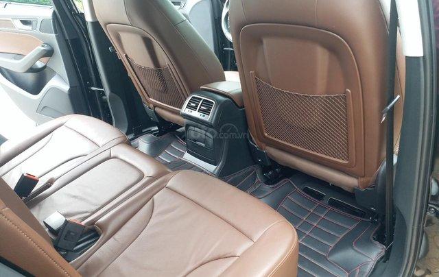 Bán Audi Q5 2.0 TFSI màu đen/ nâu, sản xuất cuối 2015 nhập Đức, đăng ký 2016 tên tư nhân17