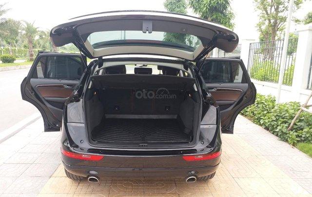 Bán Audi Q5 2.0 TFSI màu đen/ nâu, sản xuất cuối 2015 nhập Đức, đăng ký 2016 tên tư nhân20