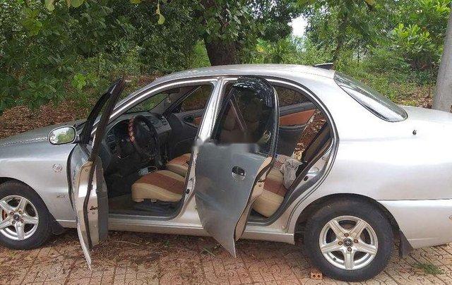 Cần bán lại xe Daewoo Lanos đời 2004, màu bạc, nhập khẩu 5