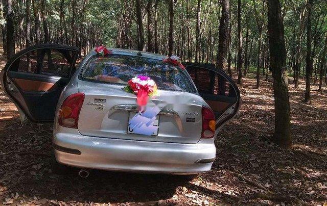 Cần bán lại xe Daewoo Lanos đời 2004, màu bạc, nhập khẩu 2