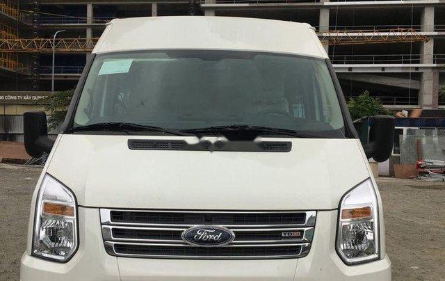 Bán ô tô Ford Transit sản xuất 2019, màu trắng, 705 triệu1