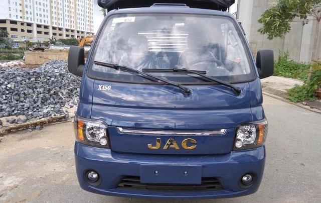 Đại lý bán xe tải Jac X5 990kg, trả góp vay cao0